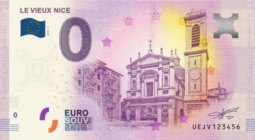 Billet touristique sur le vieux Nice 2018