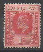 Timbres des îles Fidji - 1905 - No 60