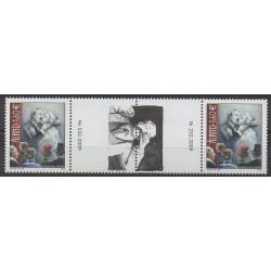 Aland - 2009 - Nb 309 paire - Cinema