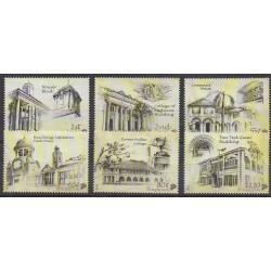 Singapour - 2010 - No 1778/1783 - Monuments