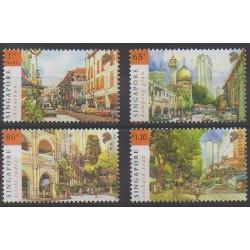 Singapour - 2007 - No 1577/1580 - Tourisme