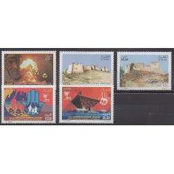 Algérie - 2010 - No 1558/1562
