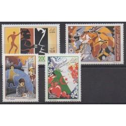Algérie - 2009 - No 1538/1541