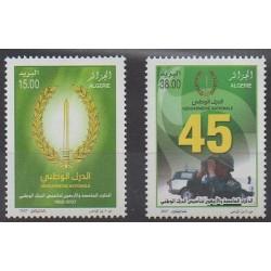 Algérie - 2007 - No 1470/1471