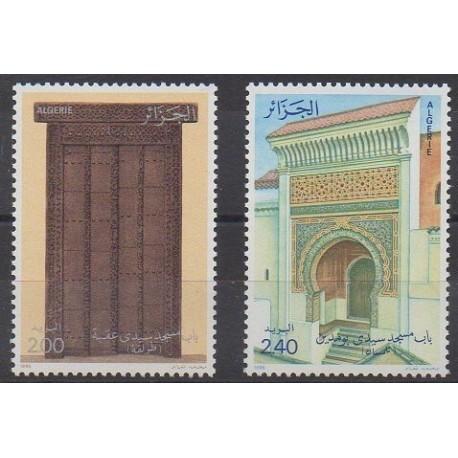 Algérie - 1986 - No 876/877 - Monuments