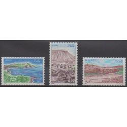 Algérie - 1985 - No 849/851 - Tourisme