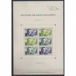France - Blocks and sheets - 2021 - Nb F86 - Literature