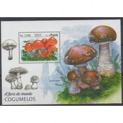 Angola - 2018 - Nb BF153 - Mushrooms