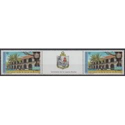Polynésie - Poste aérienne - 1987 - No PA196A