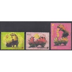 Singapour - 2010 - No 1737/1739 - Horoscope