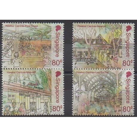 Singapour - 2011 - No 1830/1833