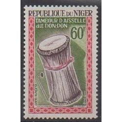Niger - 1974 - Nb 313 - Music