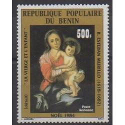 Benin - 1984 - Nb PA331 - Paintings