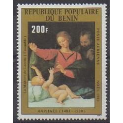 Benin - 1983 - Nb PA321 - Paintings