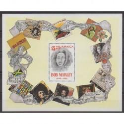 Jamaica - 1981 - Nb BF18 - Music