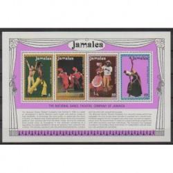 Jamaica - 1974 - Nb BF6 - Music