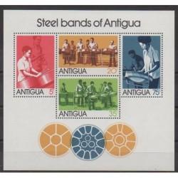 Antigua - 1974 - Nb BF14 - Music