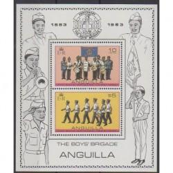 Anguilla - 1983 - Nb BF51 - Music