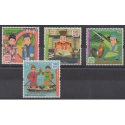 Hong-Kong - 2006 - No 1258/1261