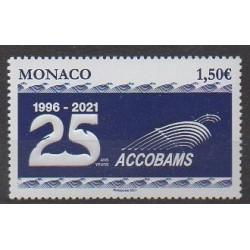 Monaco - 2021 - Accobams - Espèces menacées - WWF