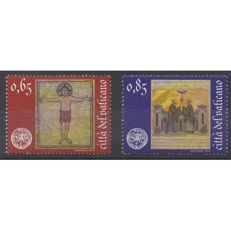 Vatican - 2010 - No 1529/1530