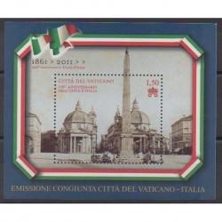 Vatican - 2011 - No BF37 - Histoire