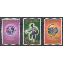 Antilles néerlandaises - 1973 - No 454/456 - Philatélie