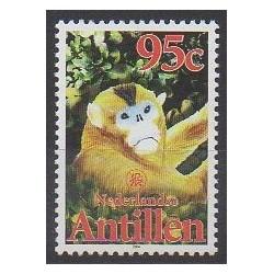 Antilles néerlandaises - 2004 - No 1416 - Mammifères - Horoscope
