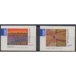 Australia - 2009 - Nb 3067/3068 - Paintings