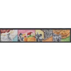 Australie - 2009 - No 3071/3074 - Gastronomie