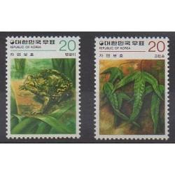 South Korea - 1979 - Nb 1045/1046 - Animals