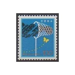 South Korea - 1990 - Nb 1466 - Environment