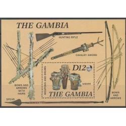 Gambie - 1986 - No BF31 - Musique