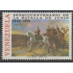 Venezuela - 1974- No 931 - Peinture - Histoire