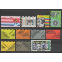 Venezuela - 1977 - No 1008/1018
