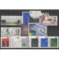 Venezuela - 1978 - No 1022/1042