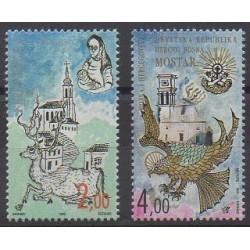 Bosnia and Herzegovina Herceg-Bosna - 1995 - Nb 12/13