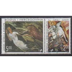 Bosnia and Herzegovina Herceg-Bosna - 1997 - Nb 21/22 - Literature - Europa
