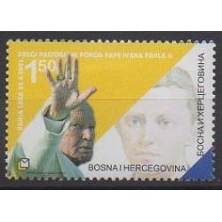 Bosnia and Herzegovina Herceg-Bosna - 2003 - Nb 89 - Pope