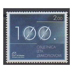 Bosnia and Herzegovina Herceg-Bosna - 2003 - Nb 100 - Planes