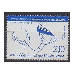 Bosnia and Herzegovina Herceg-Bosna - 2010 - Nb 264 - Religion