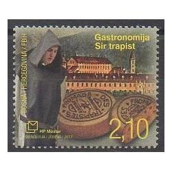 Bosnie-Herzégovine Herceg-Bosna - 2012 - No 304 - Gastronomie