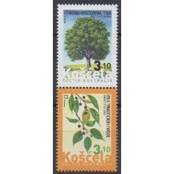 Bosnia and Herzegovina Herceg-Bosna - 2013 - Nb 342/343 - Trees