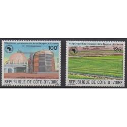 Côte d'Ivoire - 1985 - No 713/714