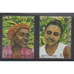 Mayotte - 2000 - Nb 85/86
