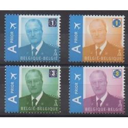 Belgium - 2009 - Nb 3848/3851