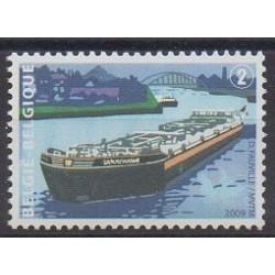 Belgium - 2009 - Nb 3861 - Boats