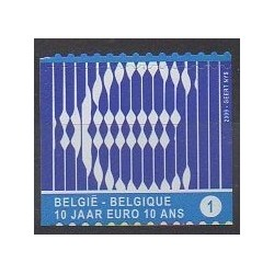 Belgium - 2009 - Nb 3854 - Coins, Banknotes Or Medals