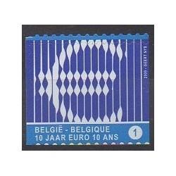 Belgique - 2009 - No 3854 - Monnaies, billets ou médailles