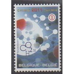 Belgium - 2011 - Nb 4077 - Science